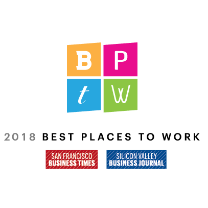 Voted a Top Five Best Place to Work