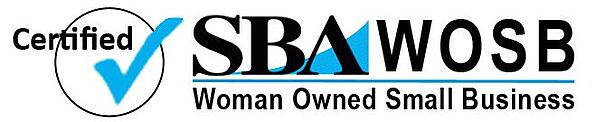 Woman-Owned Small Business Logo