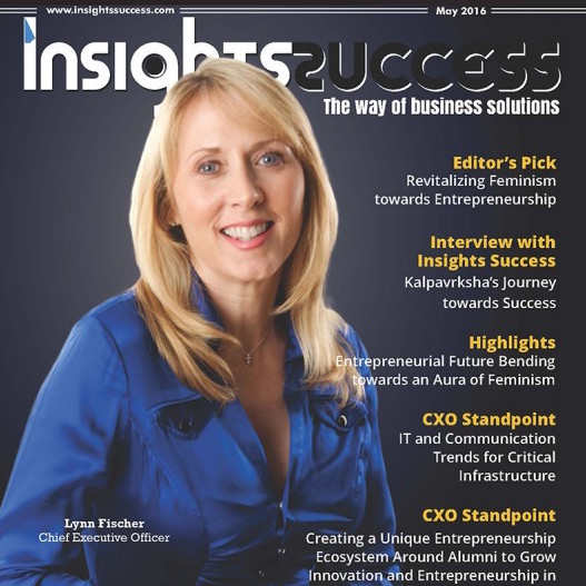 Title21 Health Solutions CEO Graces Cover of Tech Magazine, Named One of the 50 Most Empowering Women in Business